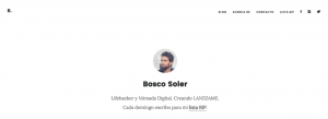 Bosco Soler