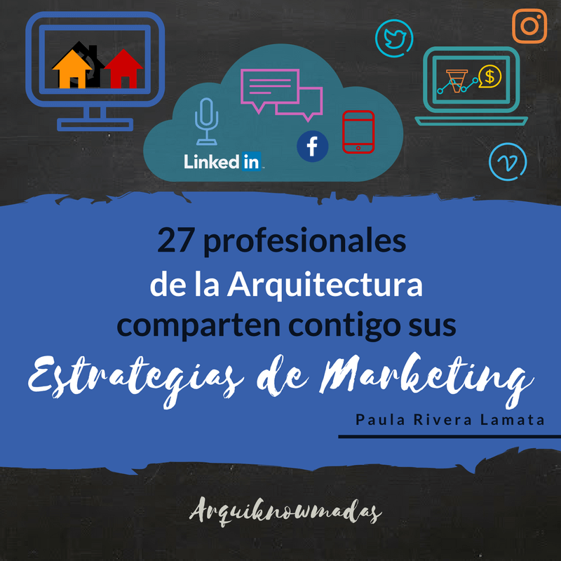 Estrategias de Marketing para Arquitectos.